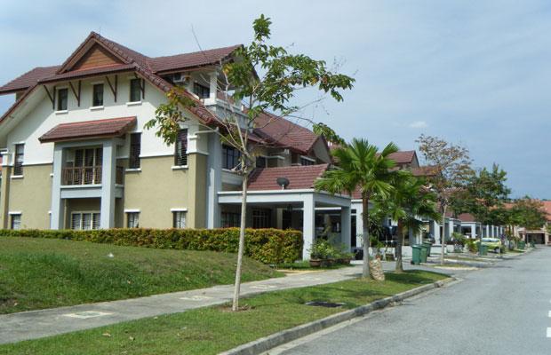 P16 Super Link House