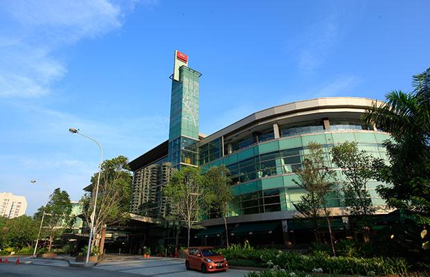 Bangsar Shopping Centre & Menara BRDB