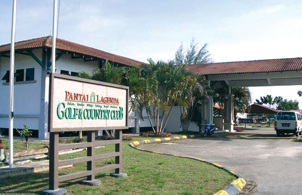Pantai Lagenda Golf and Country Resort
