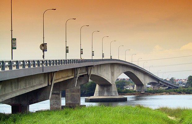 Permas Jaya Bridge