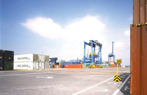 Westports (Terminal 1)